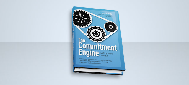 commitment engine book review