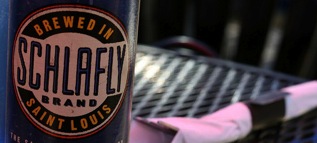 Schlafly Beer Social Media