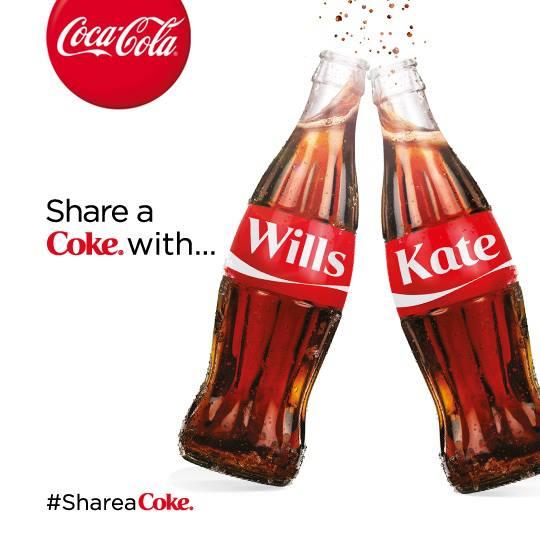 coke royal baby