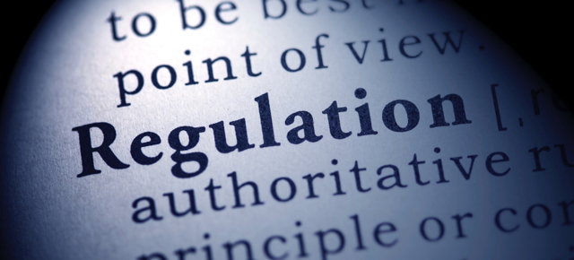 regulated industry