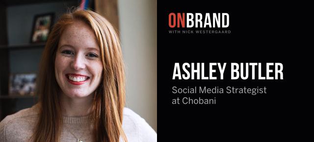 ashley butler chobani