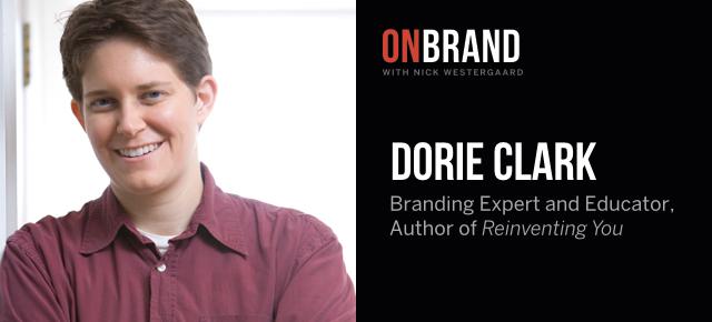 dorie clark on brand