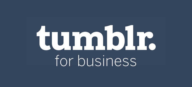tumblr for business