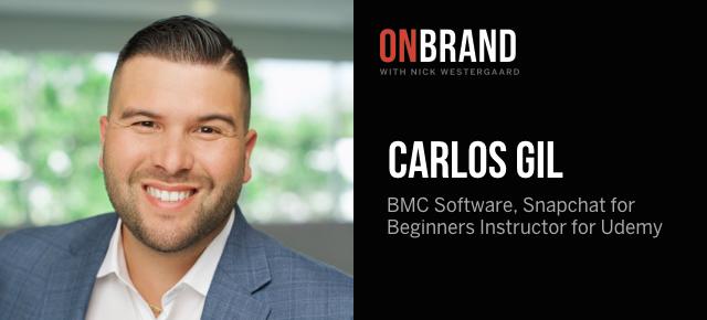 carlos gil on brand