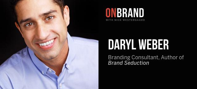 daryl weber on brand