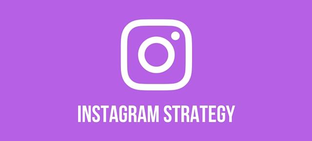 instagram strategy - Brand Driven Digital