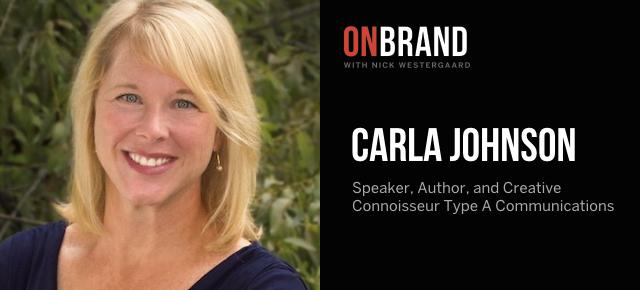 carla johnson on brand
