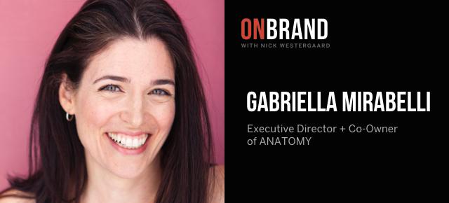 gabriella mirabelli on brand