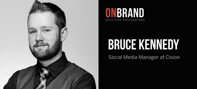bruce kennedy on brand