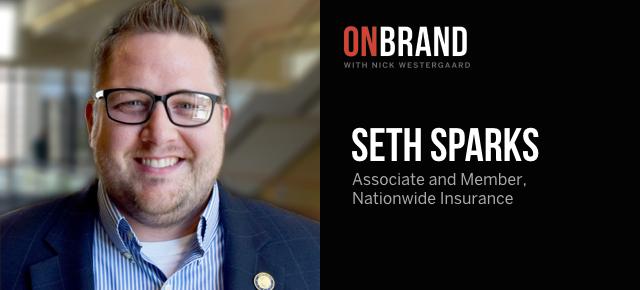 seth sparks on brand
