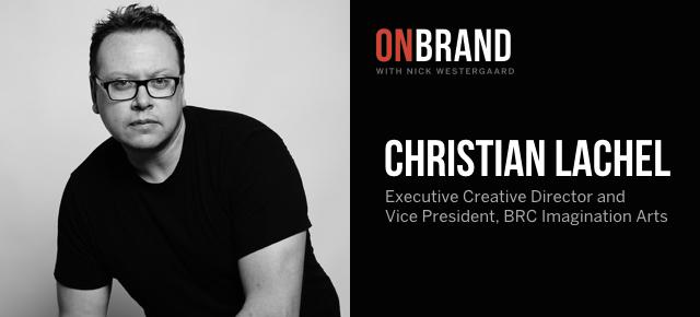 christian lachel on brand