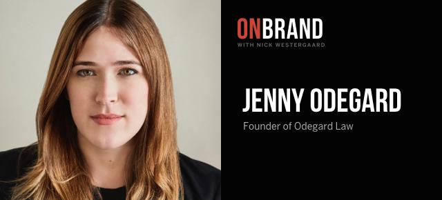 jenny odegard on brand