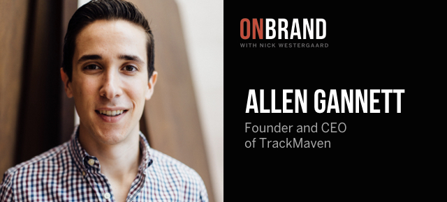 allen gannett on brand podcast