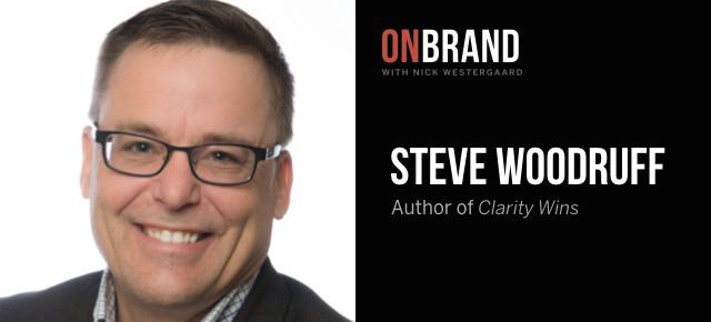 steve woodruff on brand