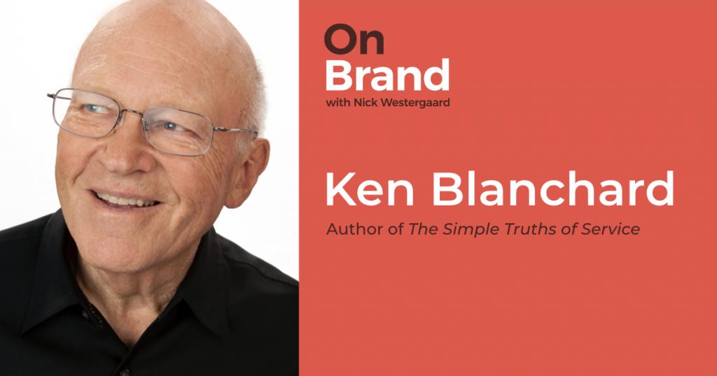 ken blanchard on brand