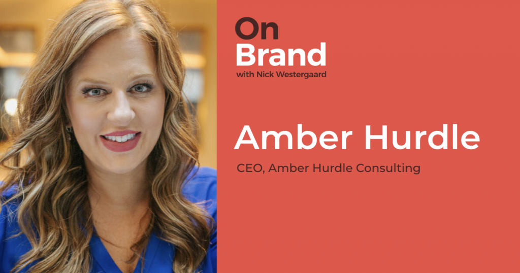 amber hurdle on brand