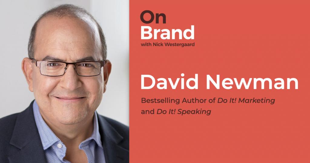 david newman on brand