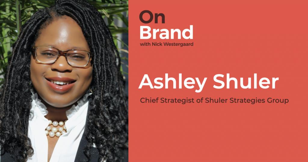 ashley shuler on brand