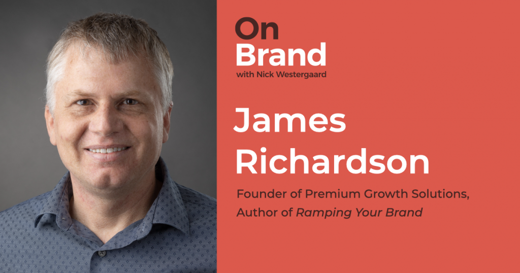 james richardson on brand