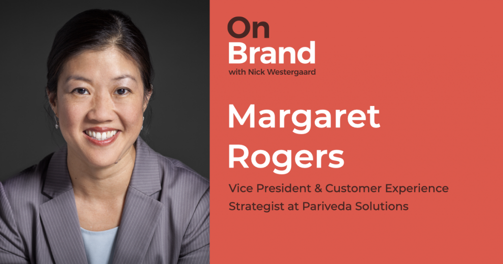 margaret rogers on brand