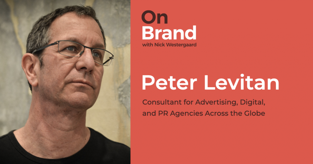peter levitan on brand podcast