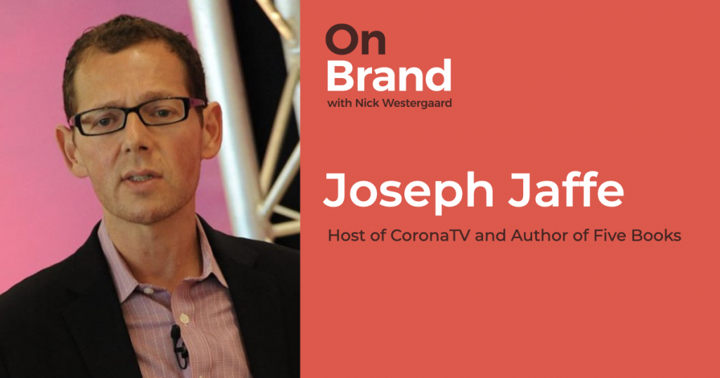 joseph jaffe on brand podcast