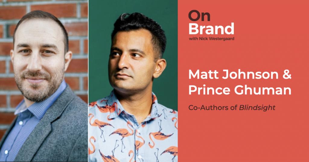 matt and prince on brand