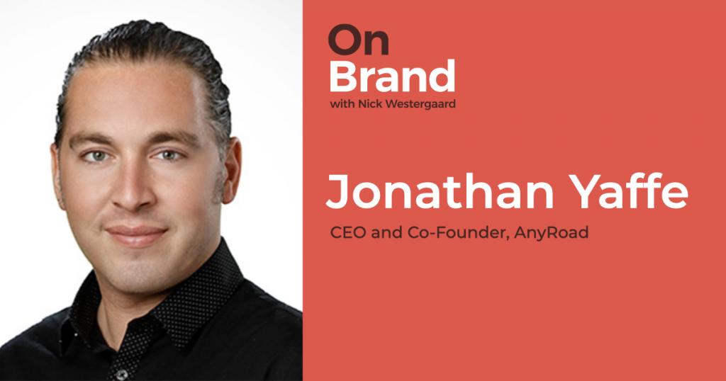 jonathan yaffe on brand