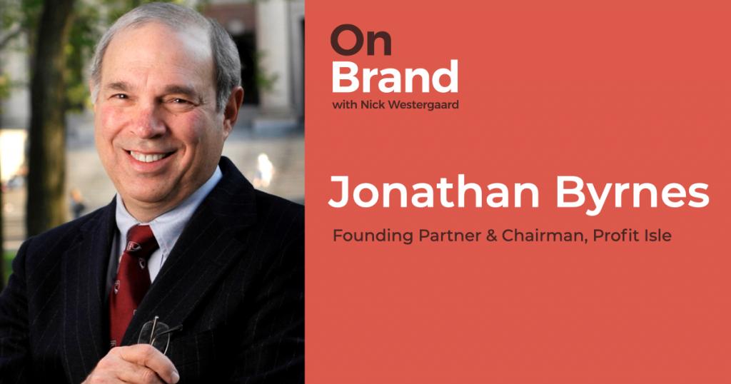 jonathan byrnes on brand